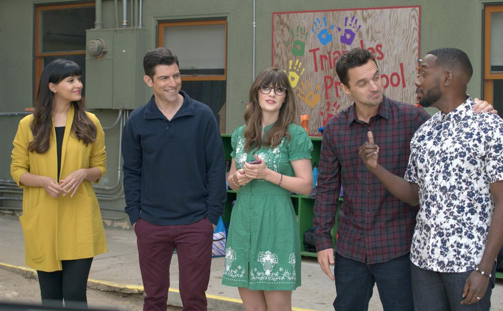 If Every Zodiac Sign Had Its Own GIF From 'New Girl'