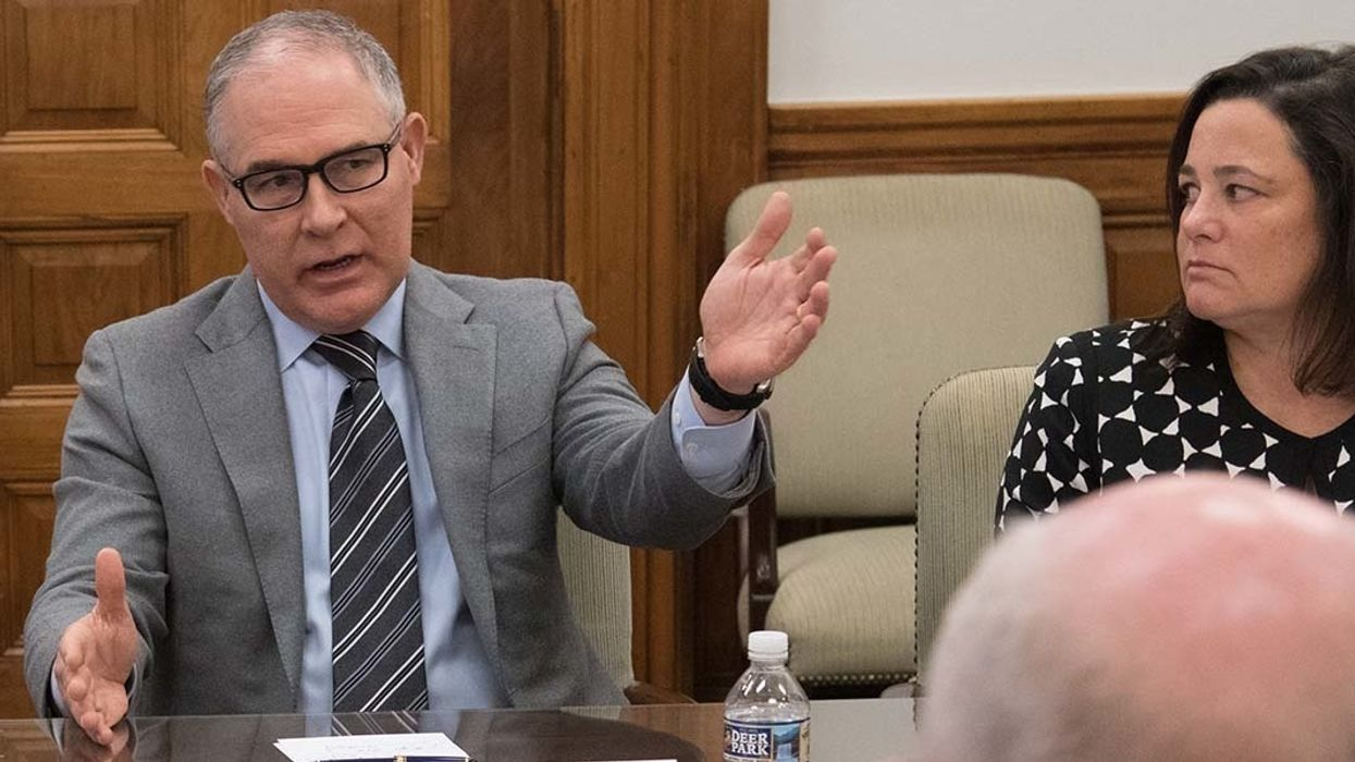 Breaking: Sierra Club Demands Pruitt's Emails After Only 1 Disclosed by EPA