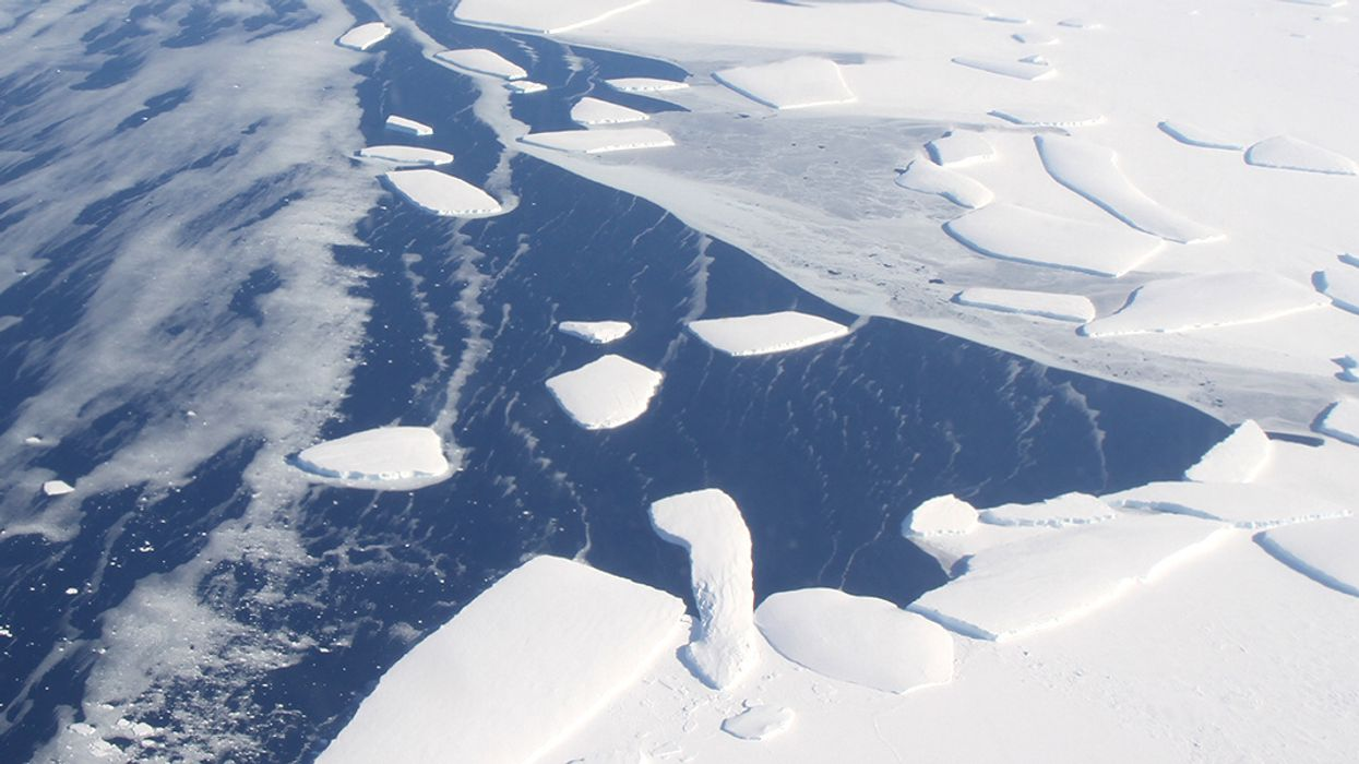 Good News From Antarctica: Rising Bedrock Could Save Vulnerable Ice Sheet