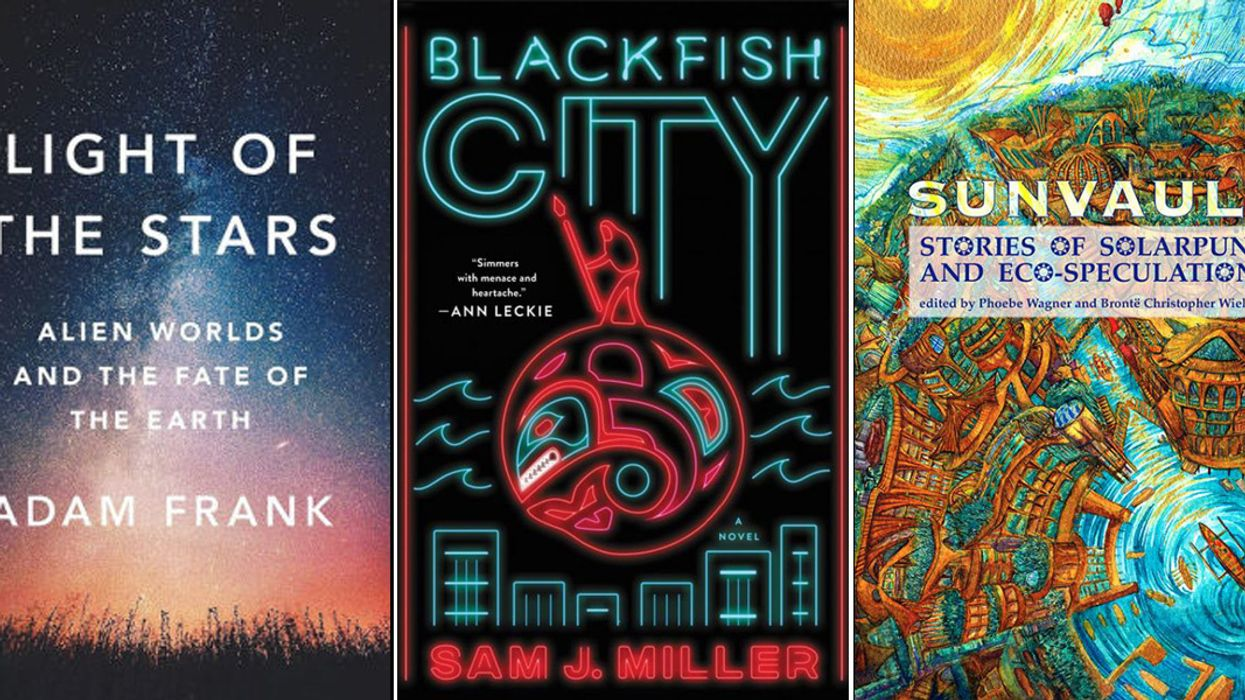 12 Great Summertime Reads