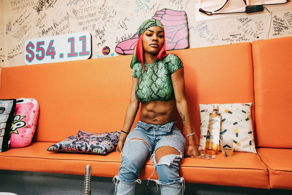 Teyana Taylor Just Wants to 'See Everybody Win'