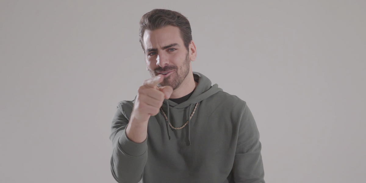 ASL Pick-Up Lines with Nyle DiMarco