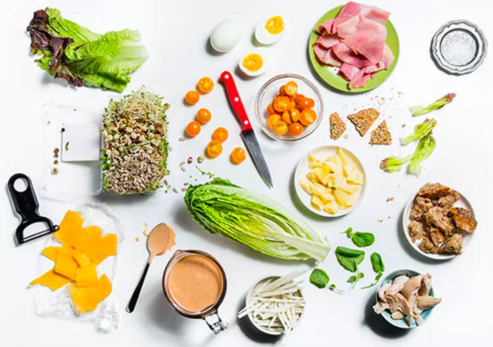 Best Salads From Around The World Chefs Salad Ingredients