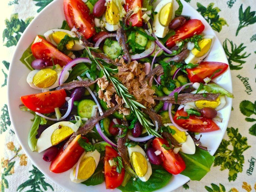 Best Salads From Around The World Salad Nicoise