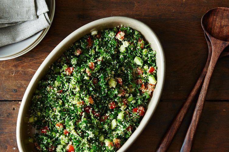 Best Salads From Around The World Tabbouleh Salad Lebanon