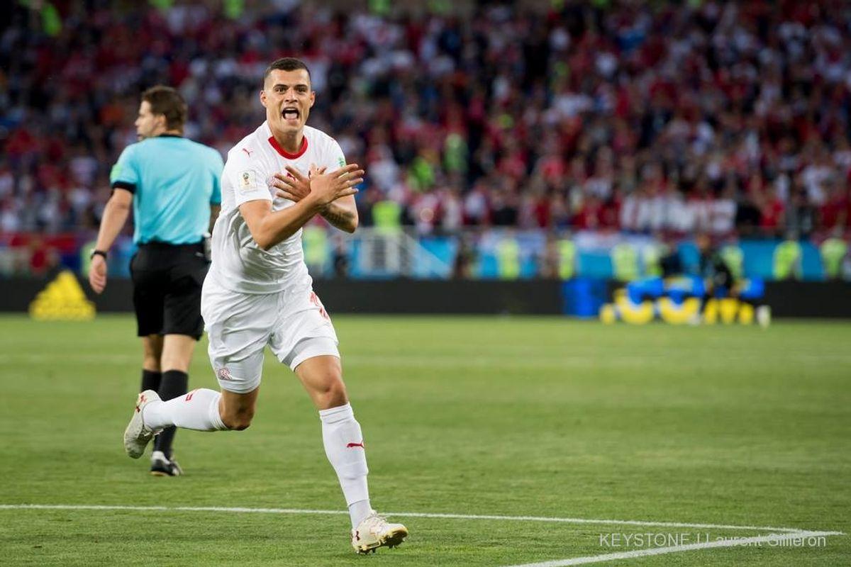 Ai Mondiali la Svizzera perde la sua proverbiale neutralità