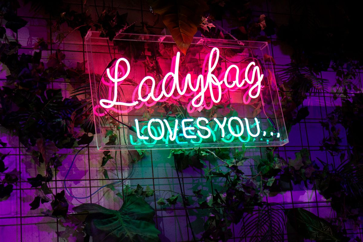 A Look intoLadyLand: LadyFag's First Queer Music Festival