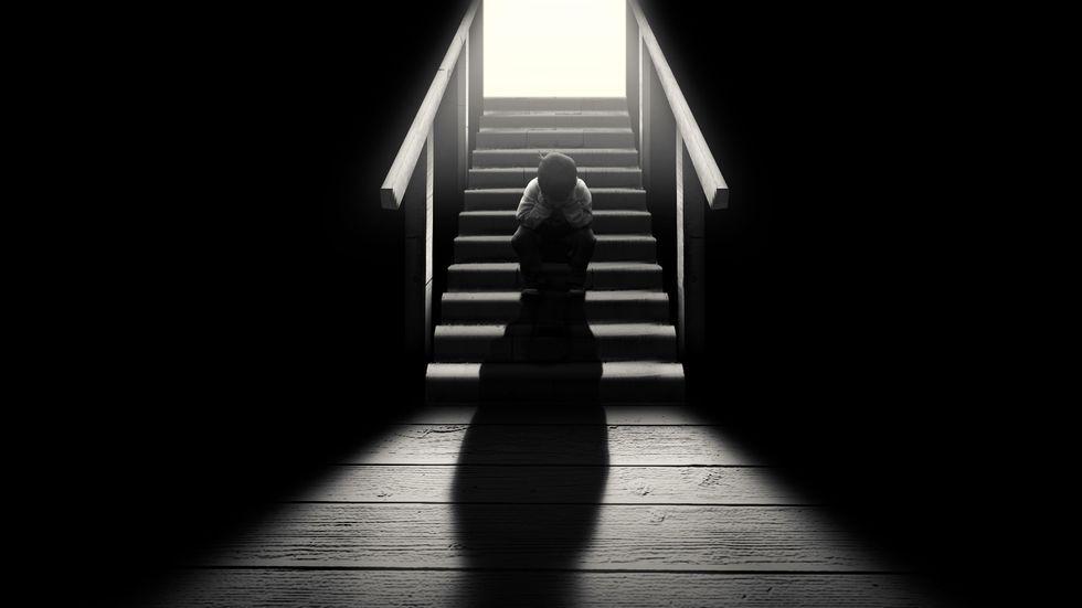 Depression has an external cause
