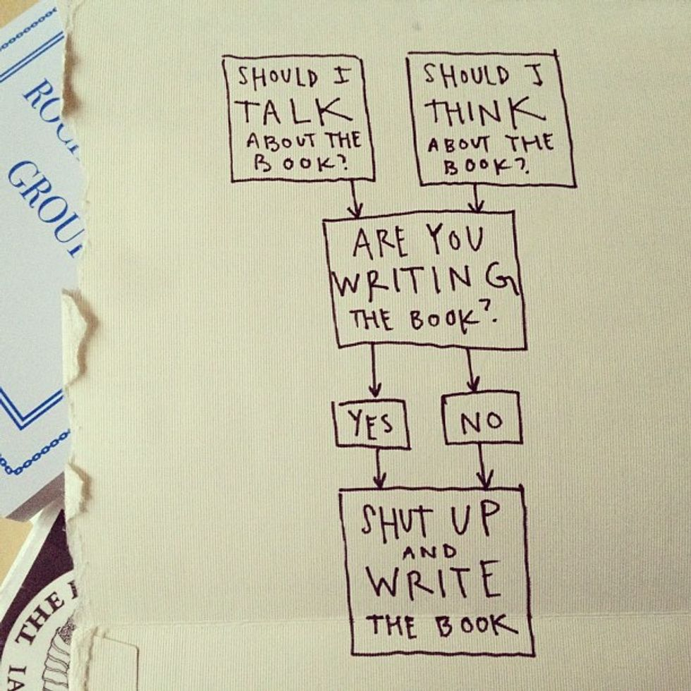 My Honest 17-Step Guide For Writing A Fantasy Novel