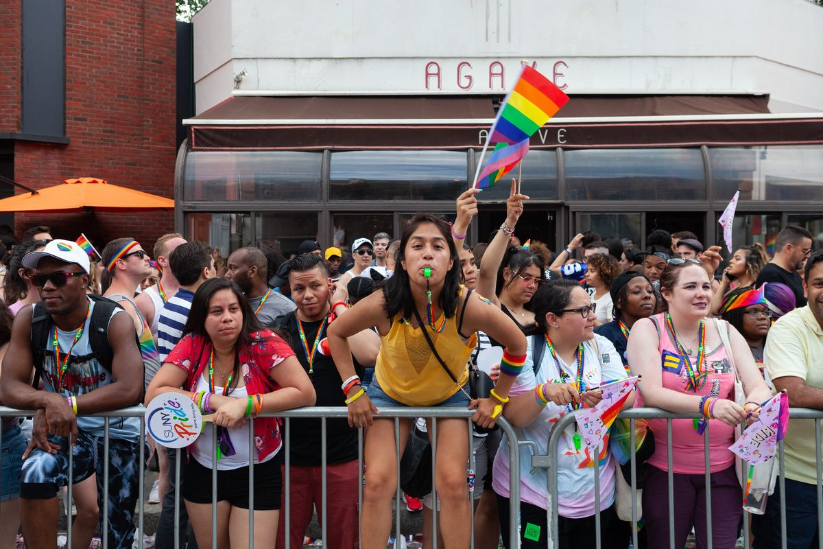 75 Photos From the NYC Pride March