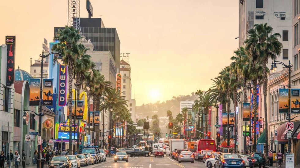 The Best Spots To Visit In Los Angeles