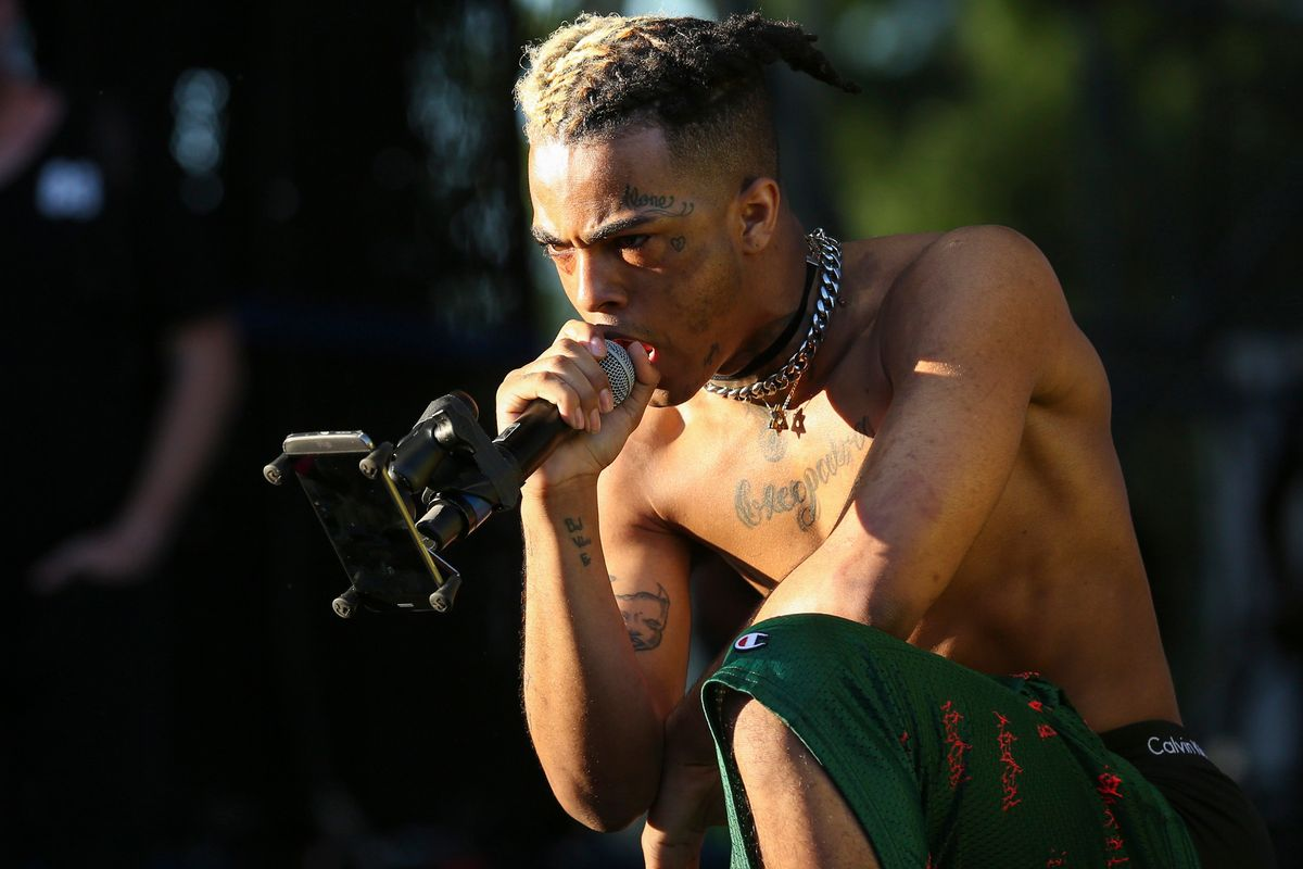 XXXTentacion Is First Since Notorious B.I.G to Reach No.1 Posthumously