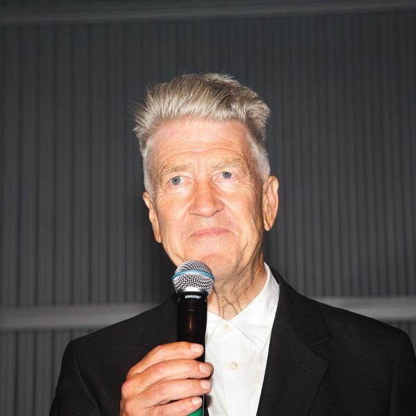 David Lynch Makes Half-Endorsement of Trump