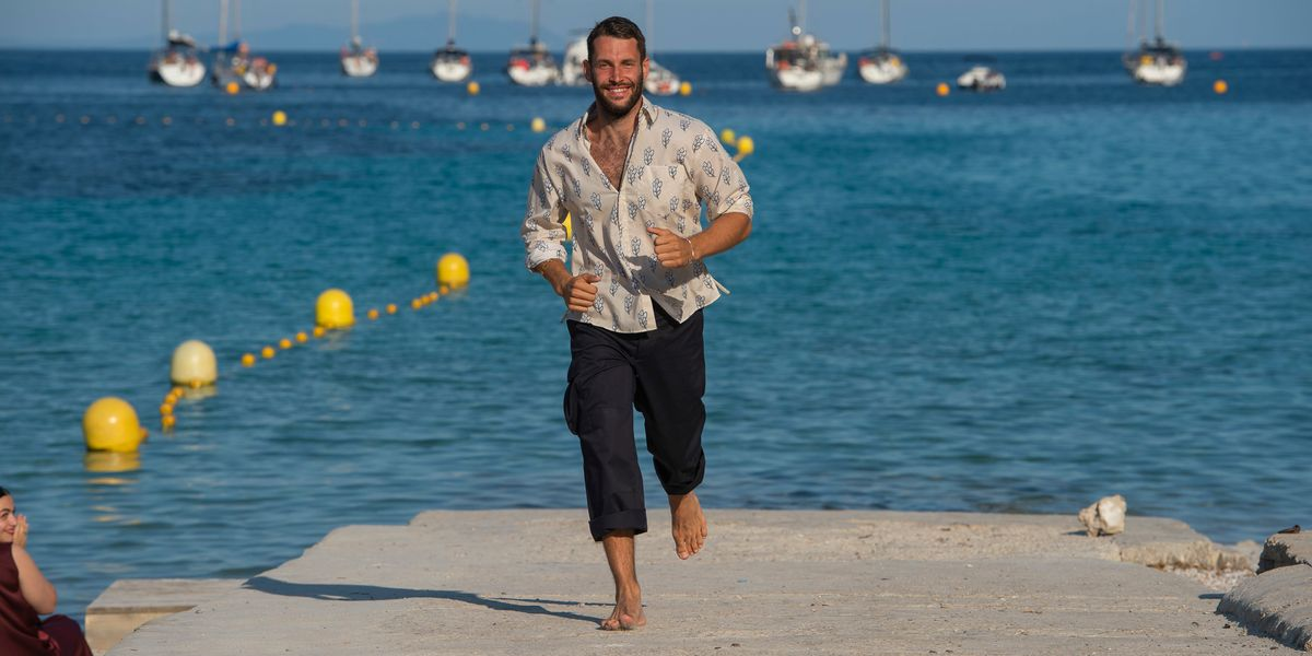 Jacquemus Debuted His Menswear Line in Marseille
