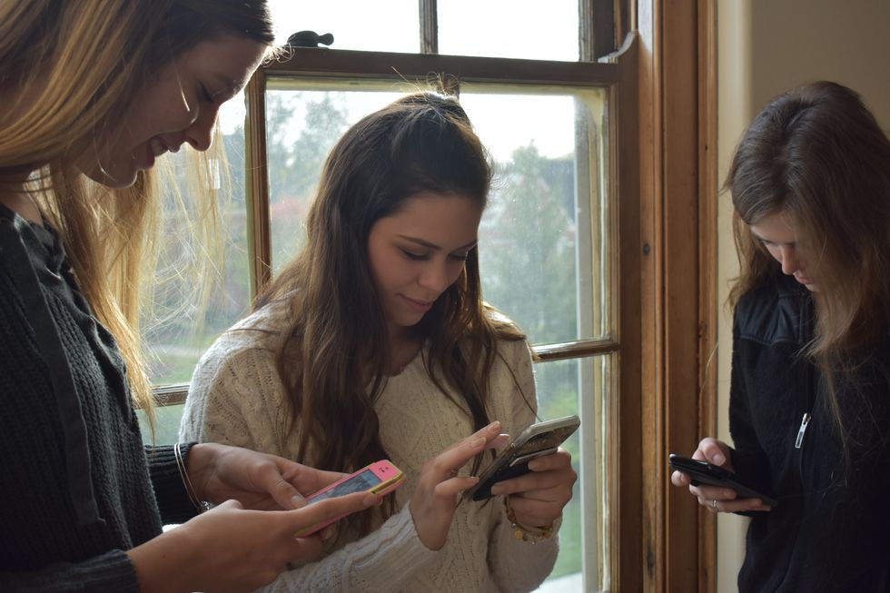 I'm Just A 19-Year-Old College Girl, But I Already Know We Need To Slow Down With Technology