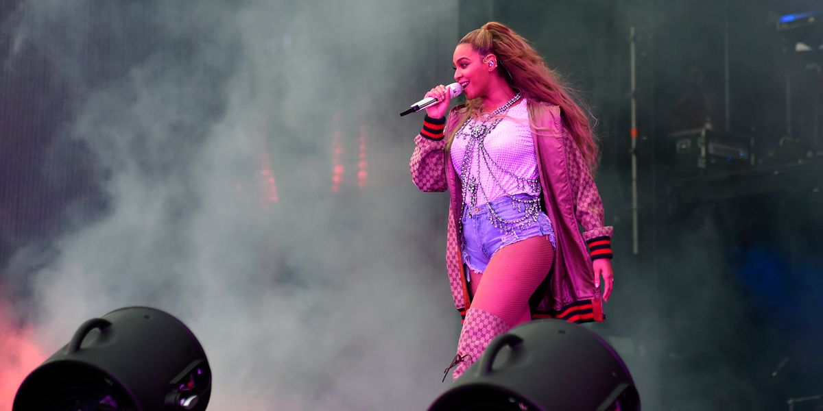Even a Sneeze Looks Intentional in a Beyoncé Performance