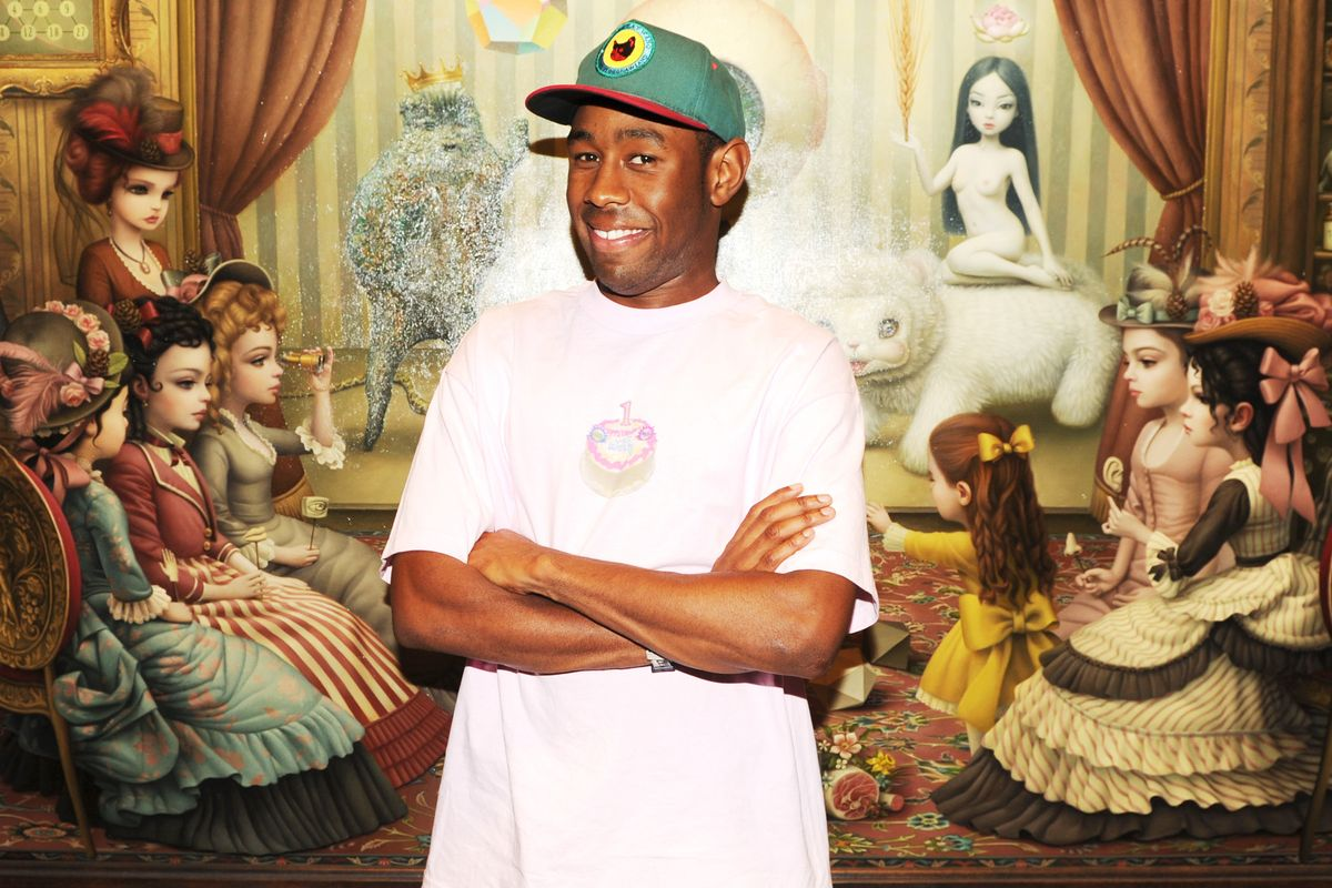 Tyler the Creator Loves 'Call Me By Your Name' More Than You