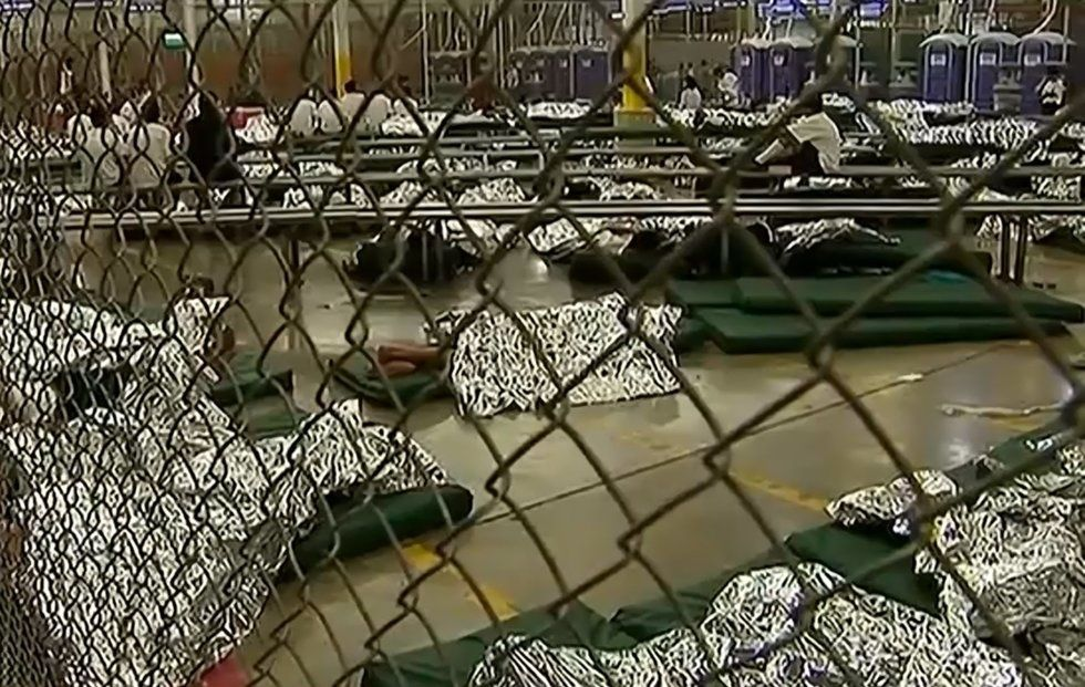 detained children separated us mexico border