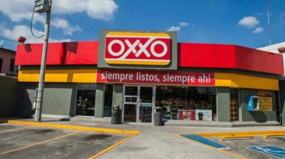 The Legend of Oxxo