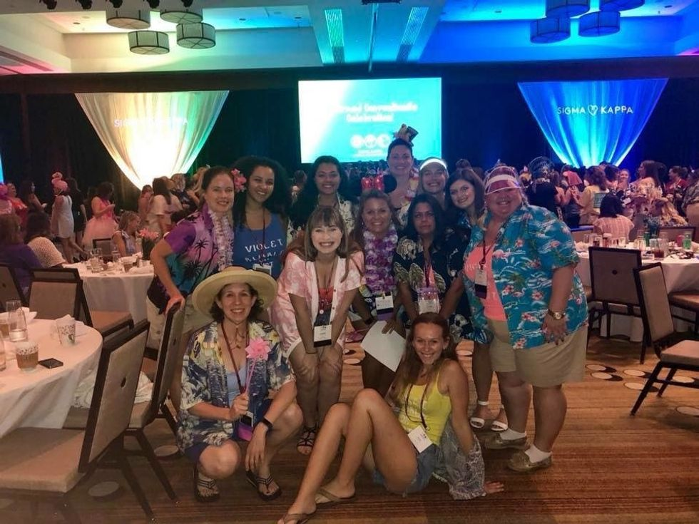 The 9 Things You Will Hear At Any And Every Sorority National Convention