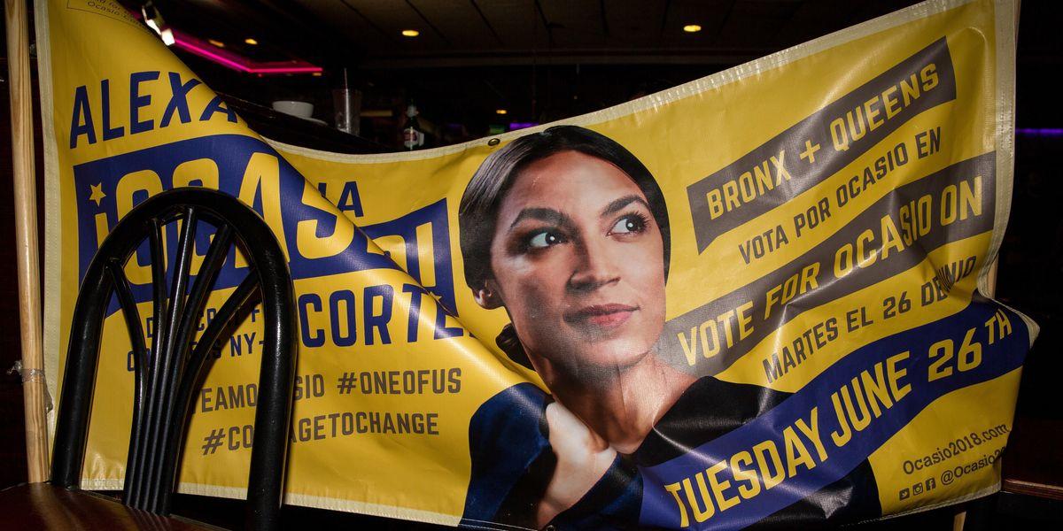 Alexandria Ocasio-Cortez Defeats Incumbent Congressional Rep