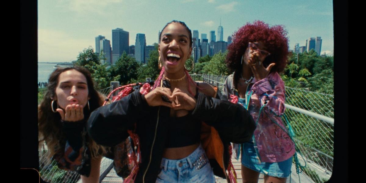 Bayli Perfectly Embodies New York City's Summer Spirit
