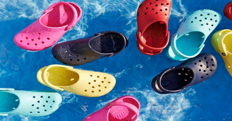 12 Reasons Why You Should Rock The Crocs