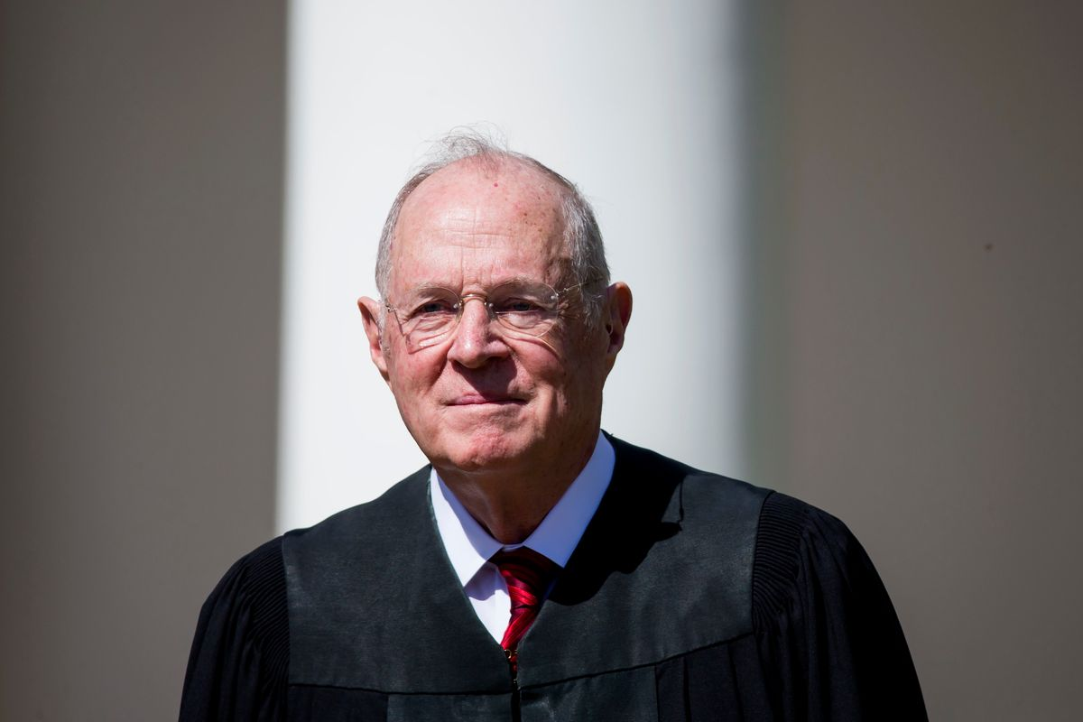 Supreme Court Justice Anthony Kennedy Is Retiring