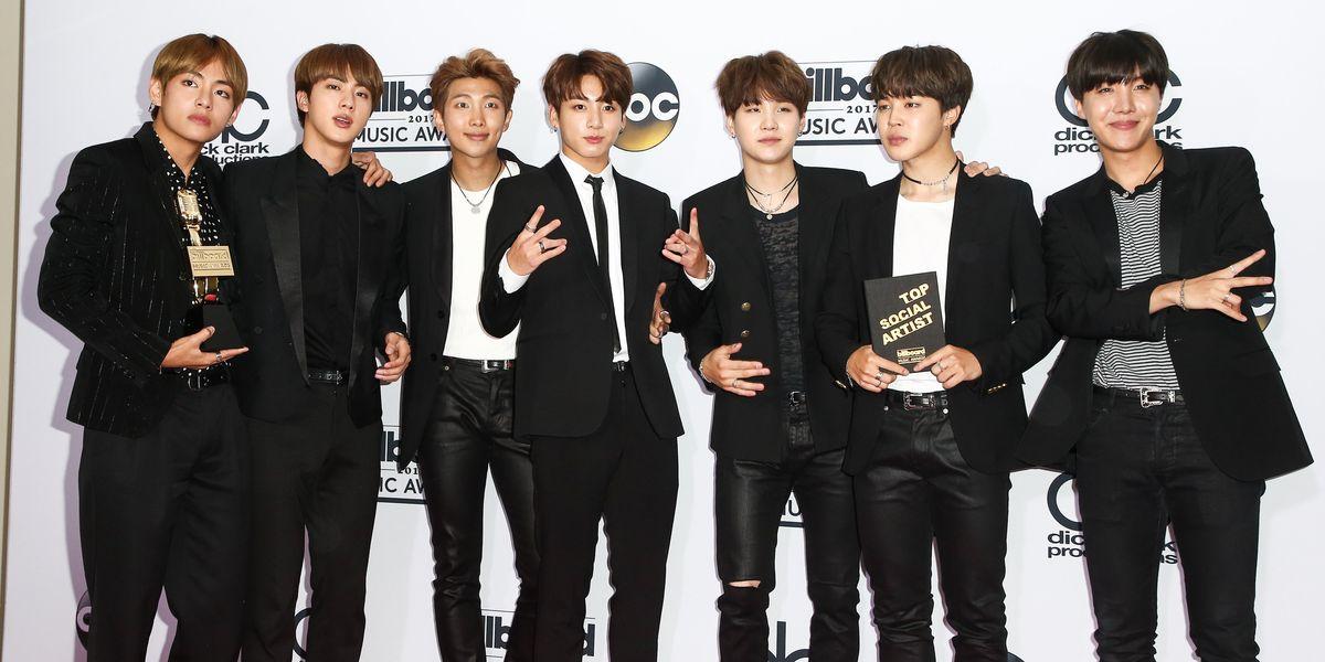 BTS Reignite the Ice Bucket Challenge
