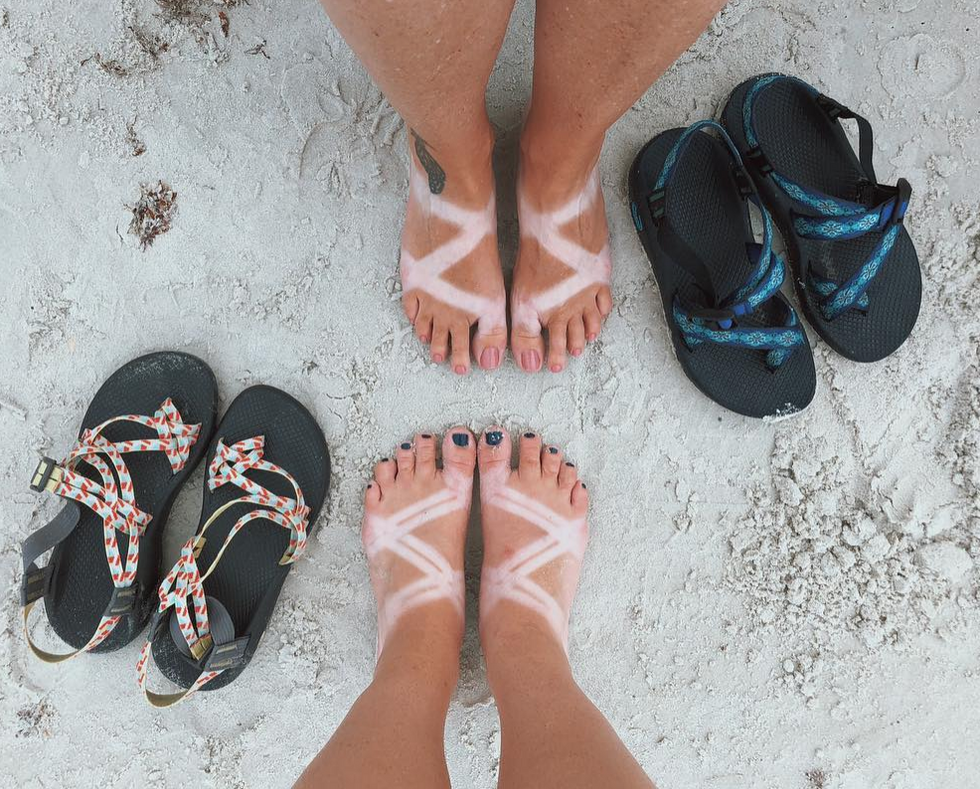 8 Reasons Why Chacos Are The Absolute Greatest Shoe