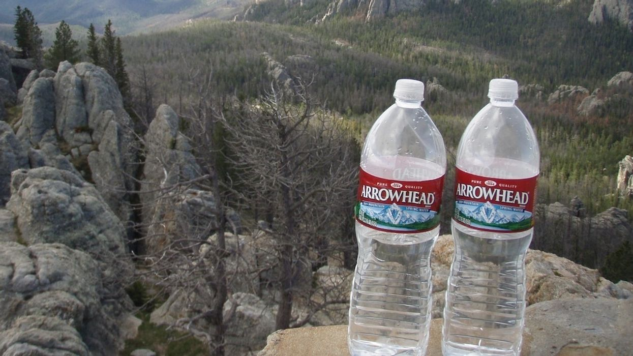 U.S. Allows Nestlé to Keep Piping Water From Drought-Ridden Southern California