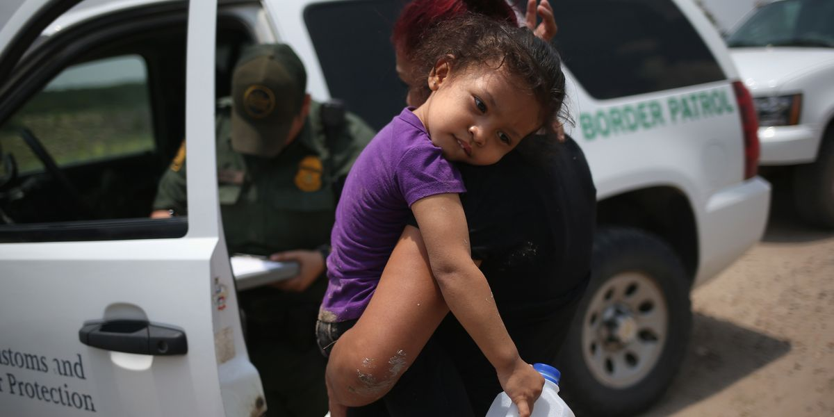 Immigrant Children Will Reportedly Appear In Court Alone