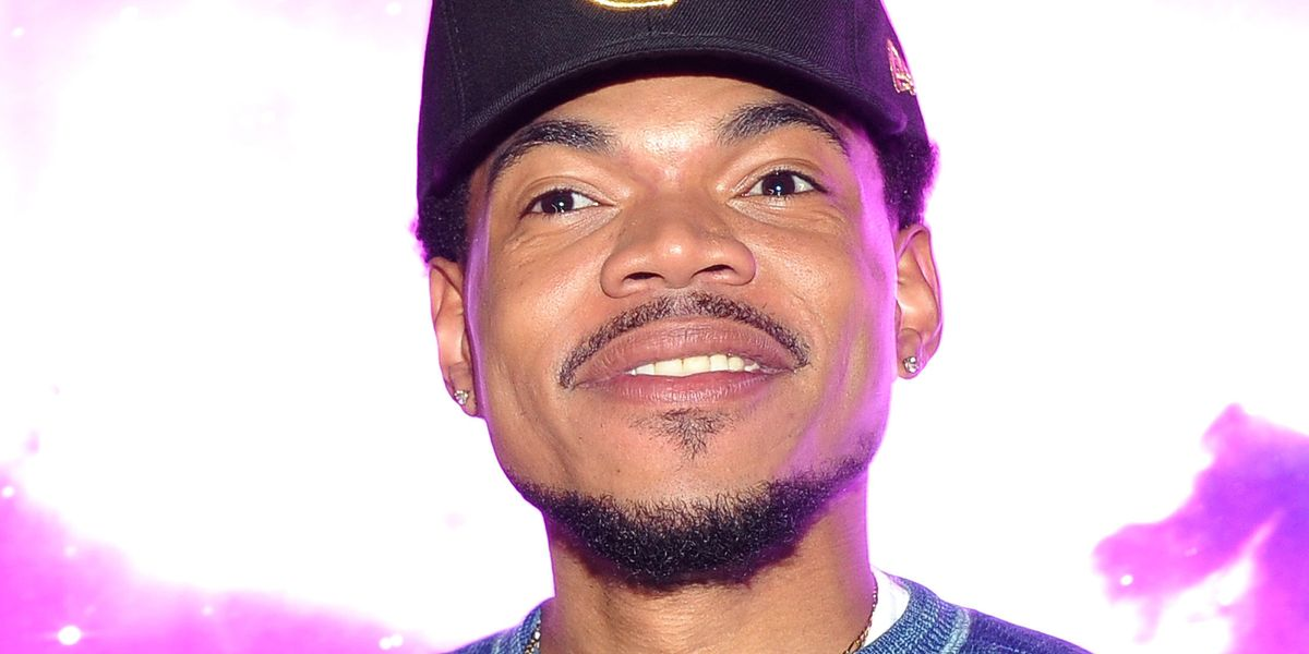 Oh! Chance The Rapper and Kanye West Are Making a 7-Track Album