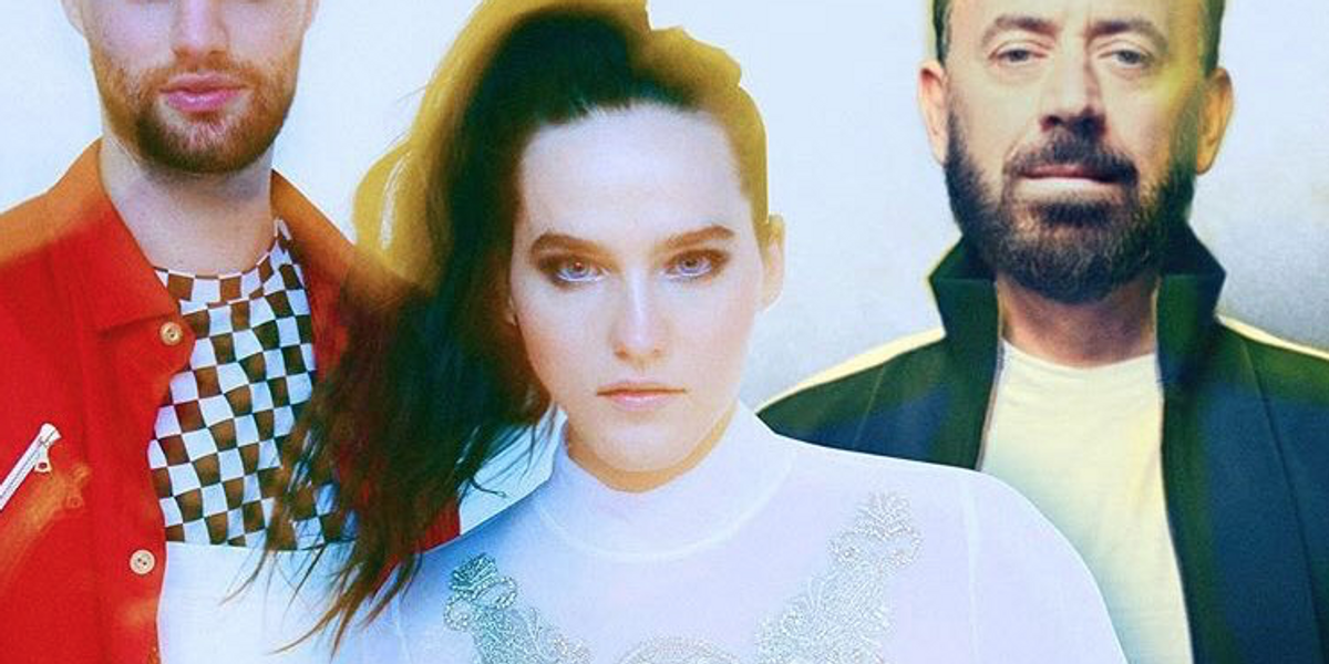 Sofi Tukker and Benny Benassi Spark a Flame on 'Everybody Needs a Kiss'