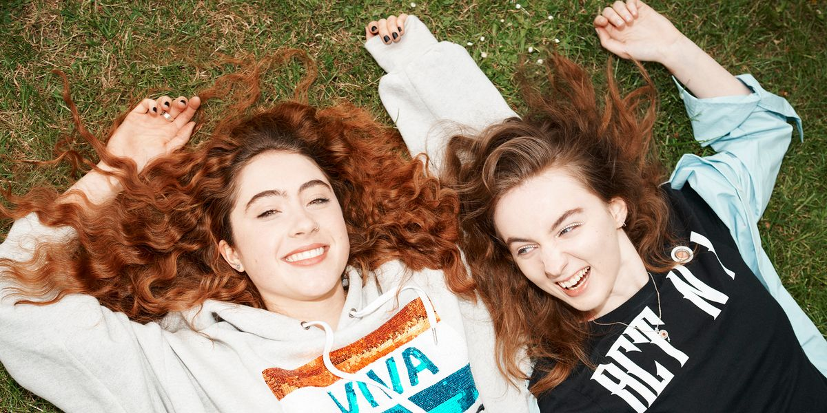 Let's Eat Grandma Is Your New Favorite Band