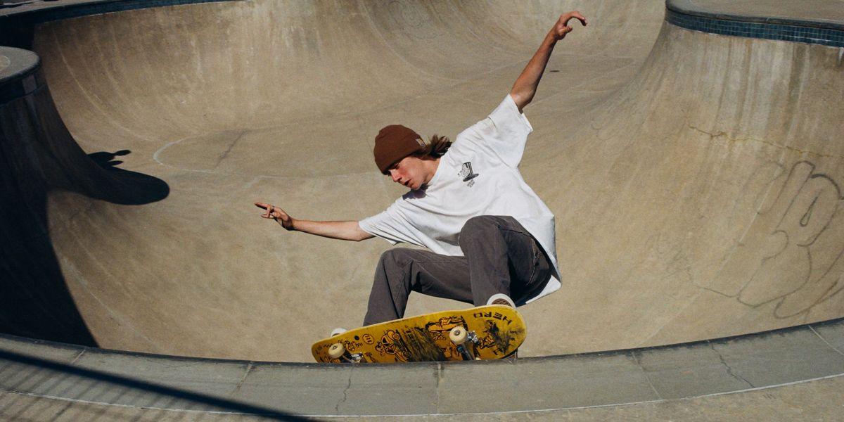 Skateboarding From New Yorkers Who Live It