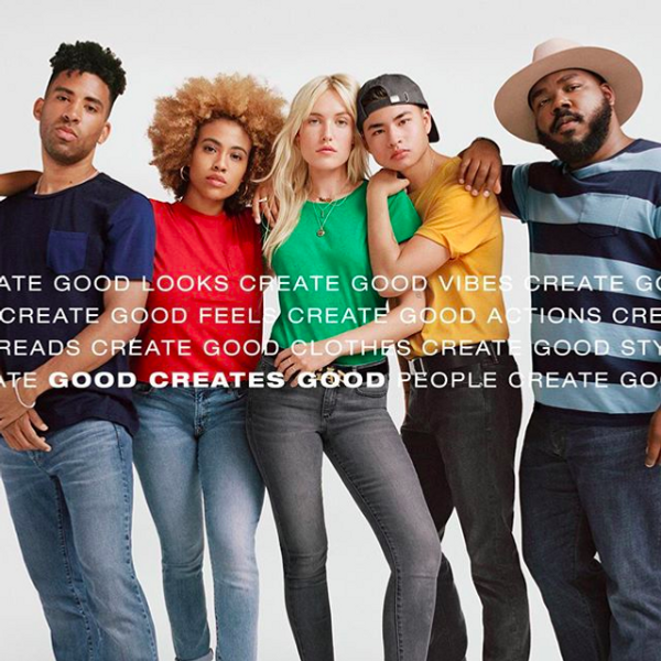 Chella Man and Kimberly Drew Front GAP's Colorful Campaign