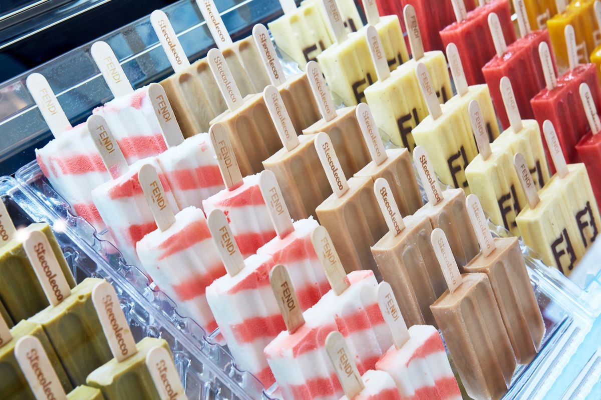 You Can Now Buy Fendi Popsicles Because Fashion