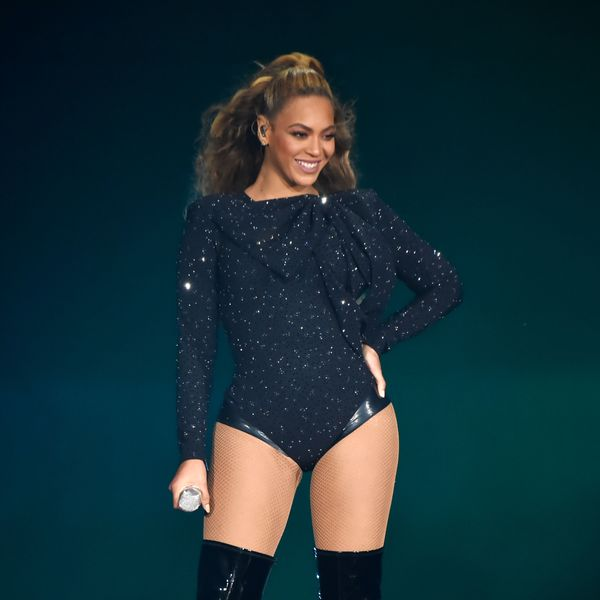 Beyoncé Brought Back Her Iconic XXL Braid