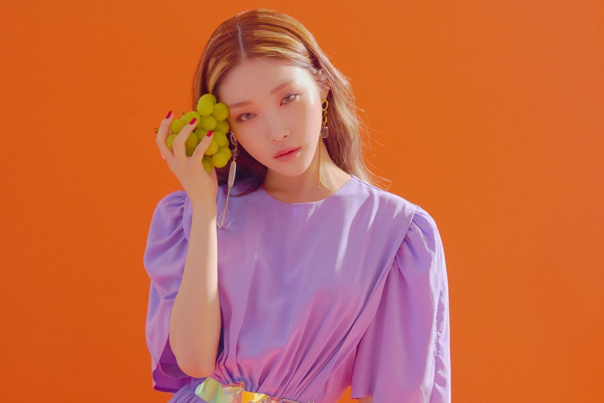 K-Pop Star Chungha's Future Is Bright