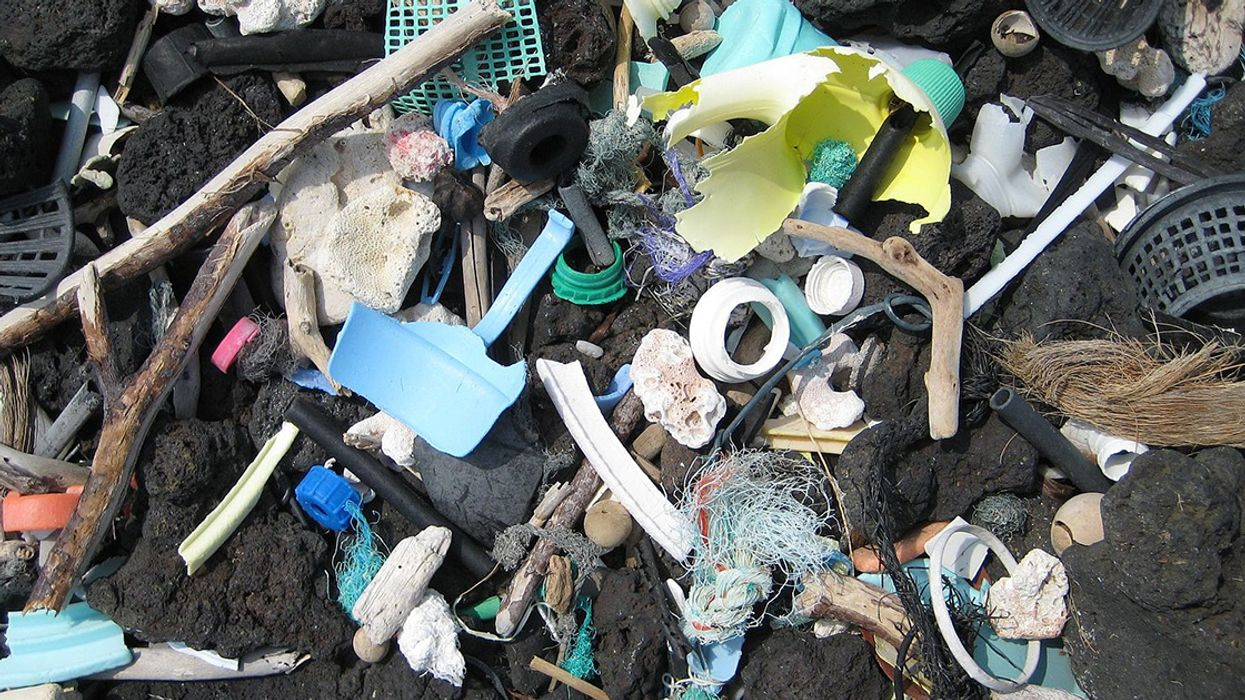 Study Finds New Reason to Ban Plastic: It Emits Methane in the Sun