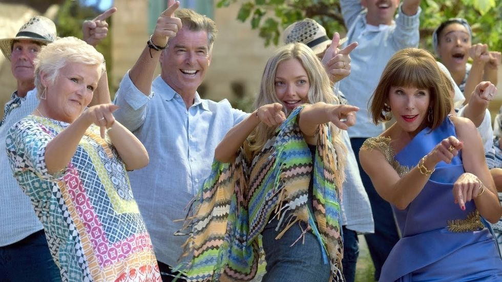 'Mamma Mia: Here We Go Again' Is The Film Of The Summer