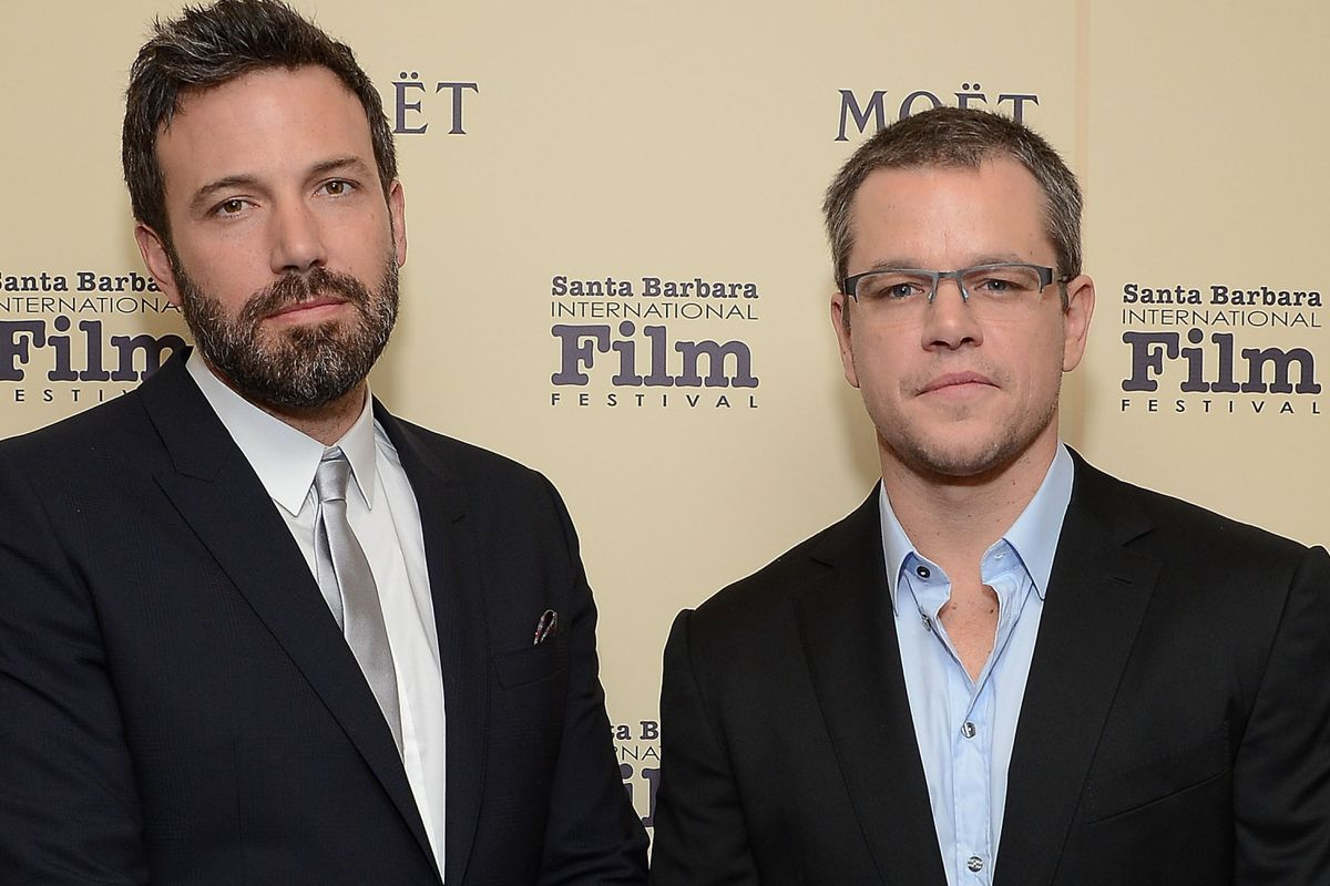 Matt Damon and Ben Affleck Secure Rights to McDonald's Monopoly Scam