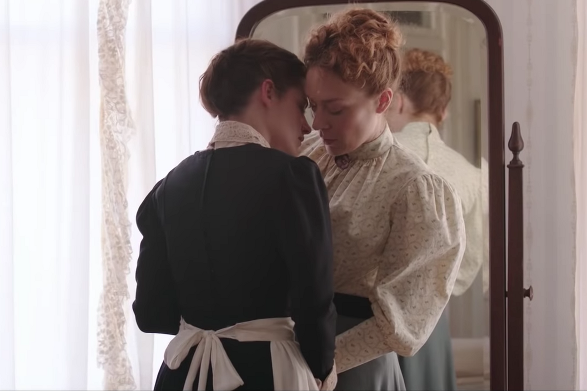 Chlöe Sevigny and Kristen Stewart Are Queer Killers in 'Lizzie'