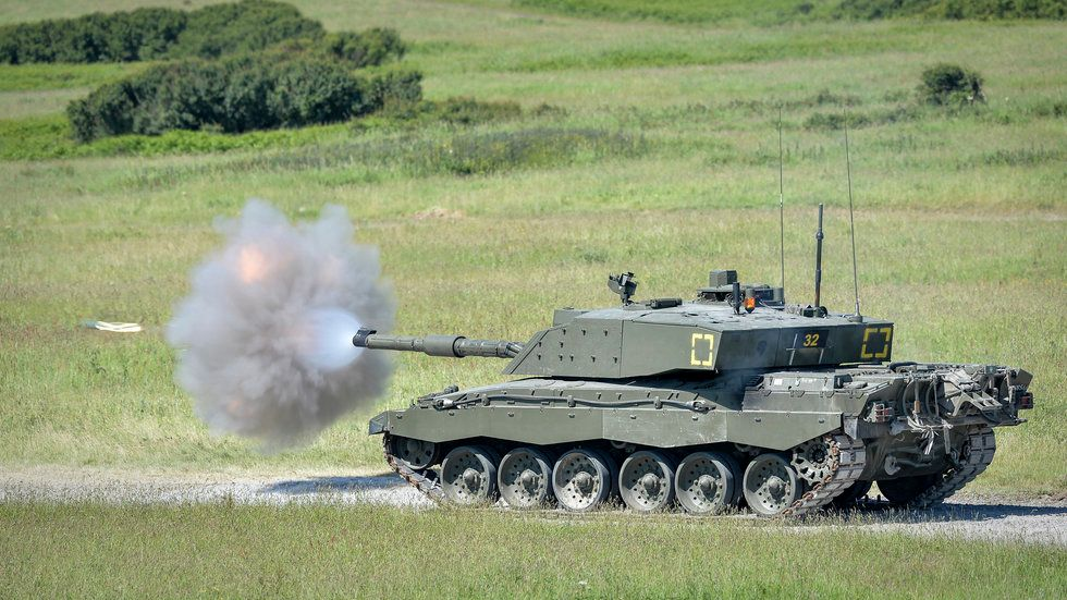 This is why the Challenger 2 is not the best tank - We Are