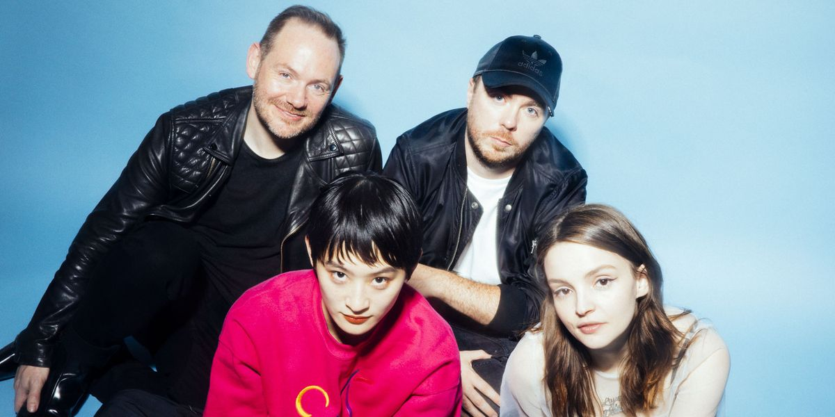 Chvrches Share Anime Video for 'Out of My Head'