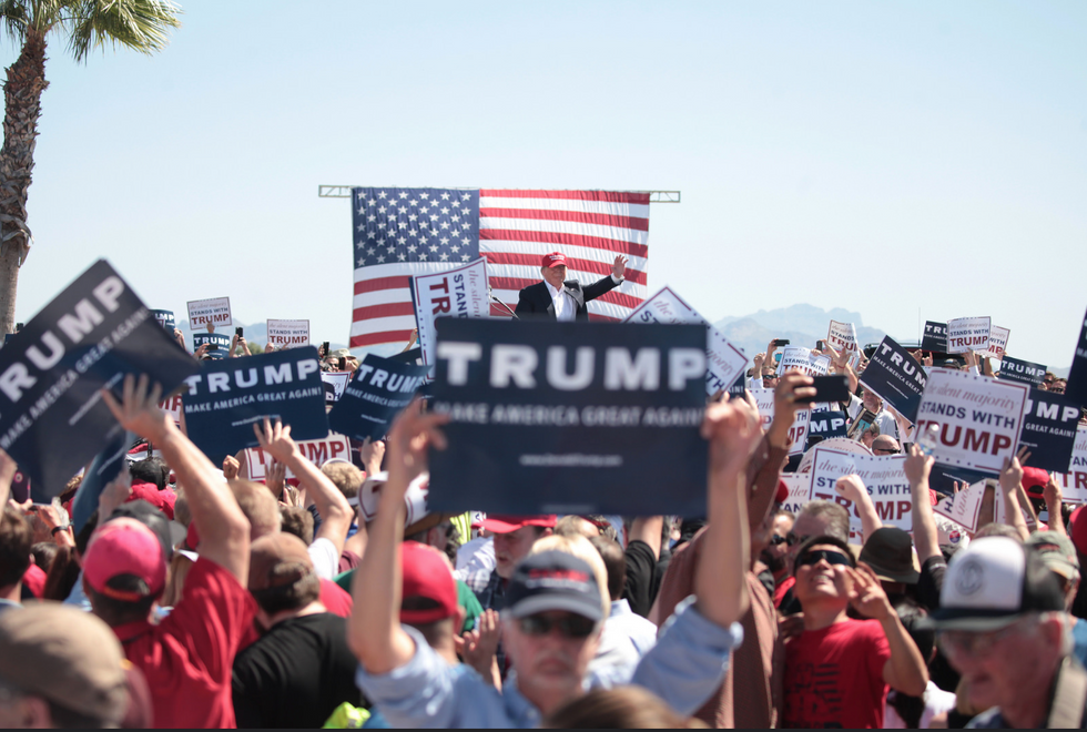 This Is Why Donald Trump Still Has Supporters