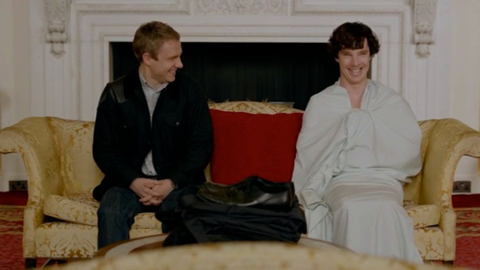 13 Times The Sass Of BBC's 'Sherlock' Was All Too Relatable For College Students