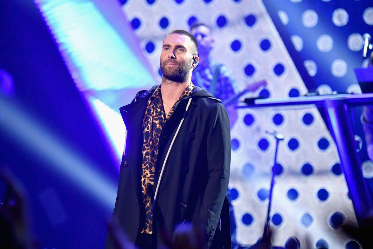 Adam Levine Rants Thinking Childish Gambino was Snubbed by the VMAs