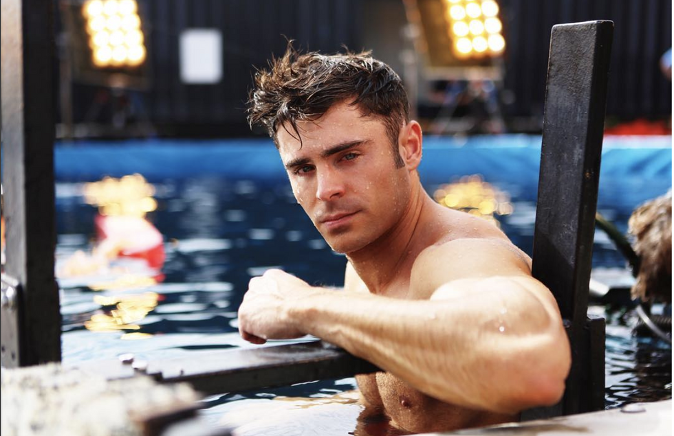 30 Zac Efron GIFs For Every Situation Or Just 30 Excuses To Look At Him Being FINE